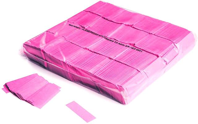 Magic FX Metallic Konfetti Rechteckig 55x17mm Pink 1kg