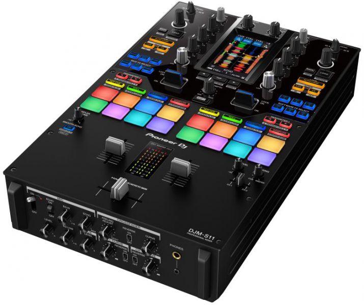 AlphaPlan-Artikel: Pioneer DJ DJM-S11