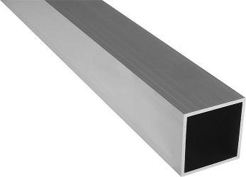 Alurohr Vierkant 60 x 60 x 3 mm
