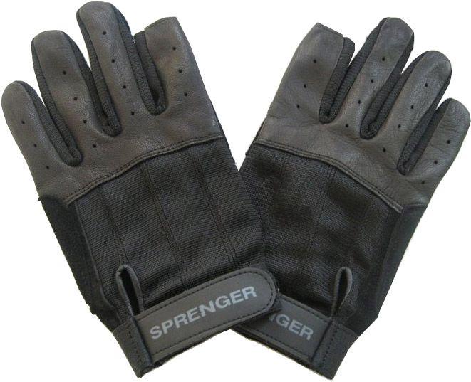 AlphaPlan-Artikel: Sprenger Roadie Handschuhe Größe M schwarz
