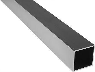Alurohr Vierkant 50 x 50 x 2 mm