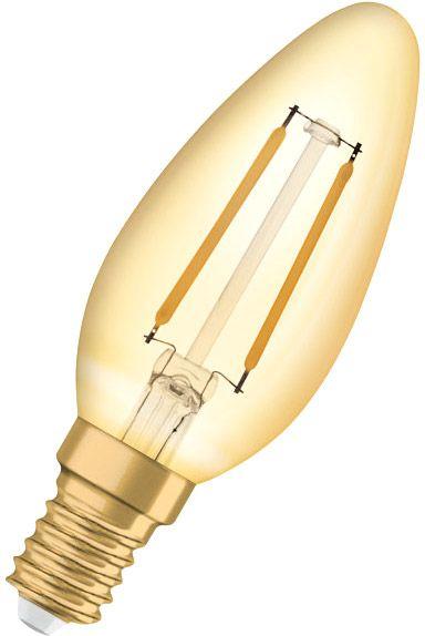 Osram Vintage 1906 CLASSIC B LED 36 4.5 W/2500 K E14