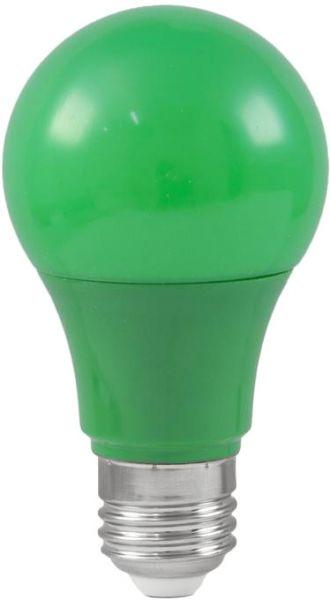 OMNILUX LED A60 230V 3W E-27 grün
