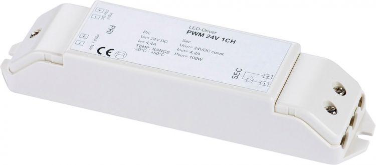 SLV PWM-Kontroller 1 Kanal, 24V, Belastung 100W max.