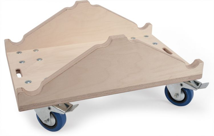 AlphaPlan-Artikel: Riggatec Rollwagen (Dolly)  für 3-Punkt-Traversen 290 mm