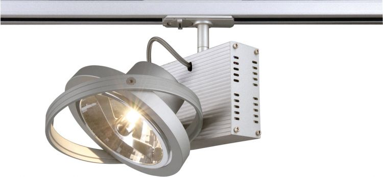 AlphaPlan-Artikel: SLV TEC Strahler, 1xQRB111, mit 1-Phasen Adapter