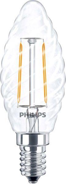 Philips CLA LEDCandle ND 2.3-25W E14 WW ST35 CL