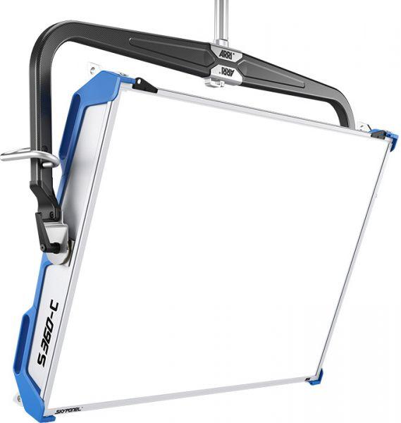 ARRI SkyPanel S360-C LED RGB-W blau-silber, Standard Diff., Schuko