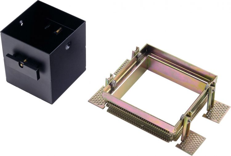 SLV AIXLIGHT PRO 50 I FRAMELESS Einbaugehäuse, inkl. Einbau-Kit