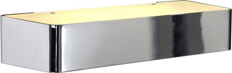 AlphaPlan-Artikel: SLV Wandleuchte, WL 149 R7s, rechteckig, chrom, R7s 78mm, max. 60W