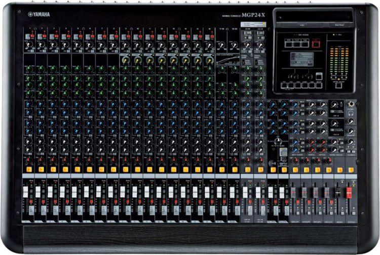 Yamaha MGP24X - 24-Kanal-Premium-Mischkonsole