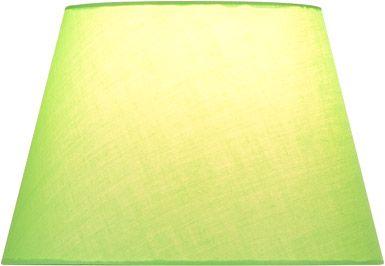 SLV FENDA Leuchtenschirm, konisch, grün, Ø/H 30/20 cm