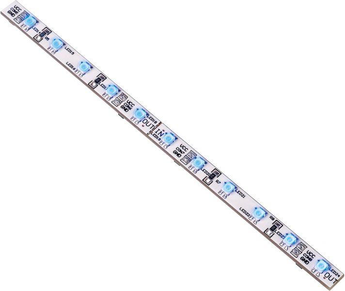 SLV LED Strips blau, 30,5cm, mit 24 LED, DC 24V