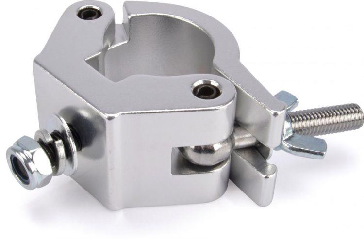 AlphaPlan-Artikel: Riggatec Halbschelle - Halfcoupler Schwer Silber bis 750kg (48 - 51 mm)