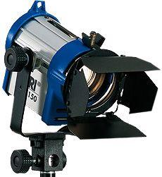 ARRI ARRI 150, 150W, MAN, Schalter, blau-silber, mit Schuko