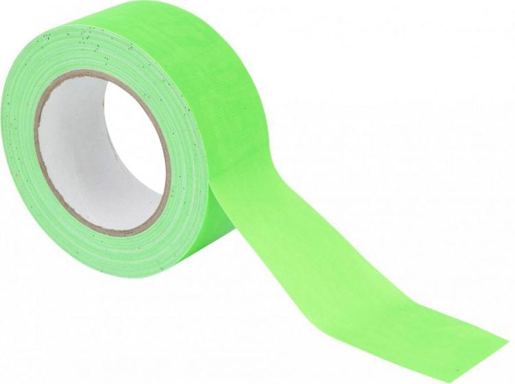 AlphaPlan-Artikel: ACCESSORY Gaffa Tape 50mm x 25m neongrün UV-aktiv