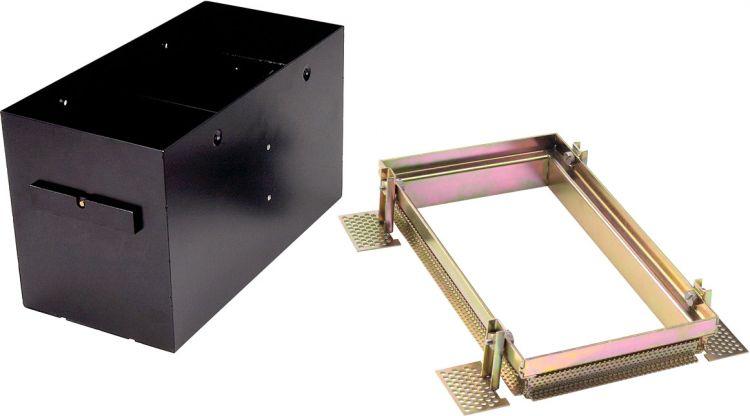 SLV AIXLIGHT PRO II FRAMELESS Einbaugehäuse, inkl. Einbau-Kit,