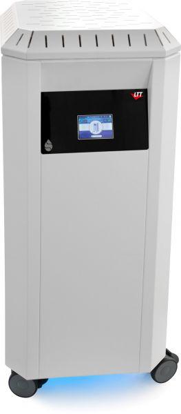 LTT Profi Luftreiniger für 150m² mit HEPA-Filter H14 und UV-C Licht