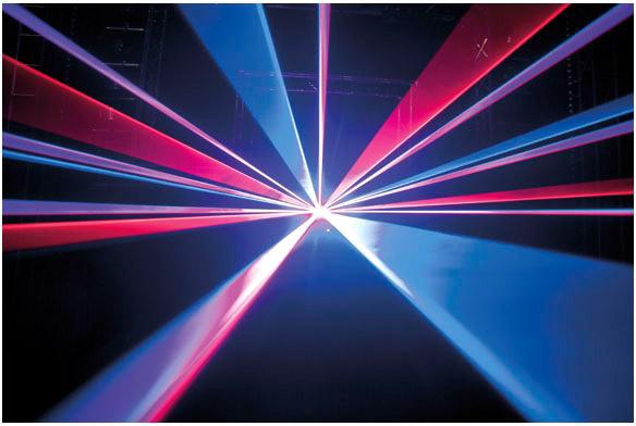 Showtec Galactic RBP-180 Showlaser Rot Blau Lila - günstig bei LTT