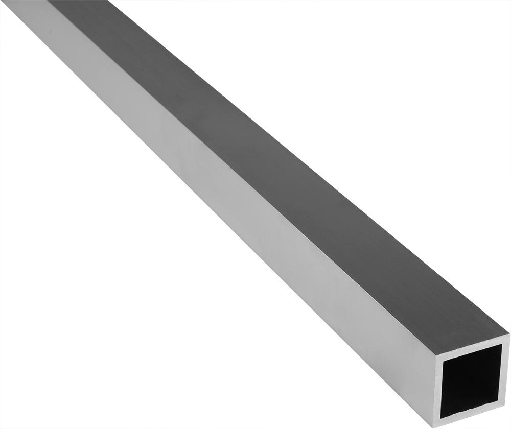 riggatec alu rohr vierkant 30x30x3mm l nge 4 5 mtr. Black Bedroom Furniture Sets. Home Design Ideas