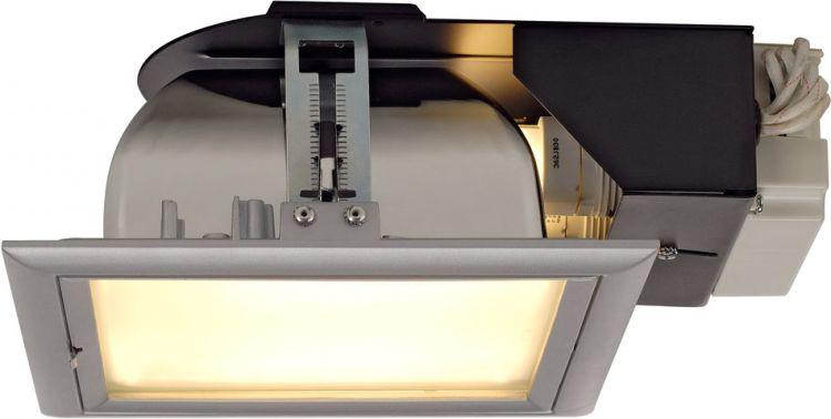 AlphaPlan-Artikel: SLV QUOR 52 EVG Downlight, grau, für 4-Pin Lampen
