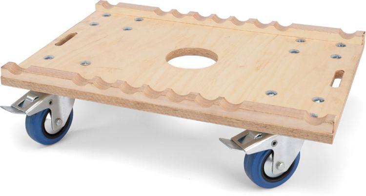 Riggatec Rollwagen (Dolly) Multiplex für 2, 3 und 4-Punkt 220mm Traversen
