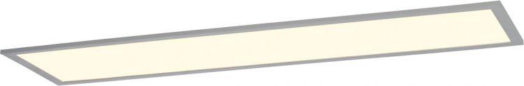 I-PENDANT PRO LED PANEL Pendelleuchte, 1295x295mm silbergrau, 230V, 3000K