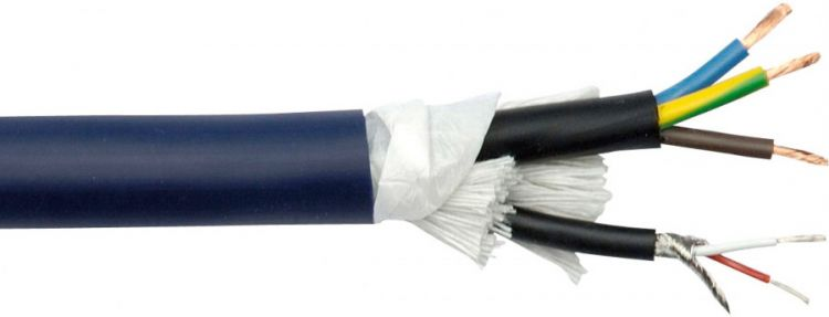 DAP PMC-216 AUDIO Strom/Signal Kabel, Preis pro m