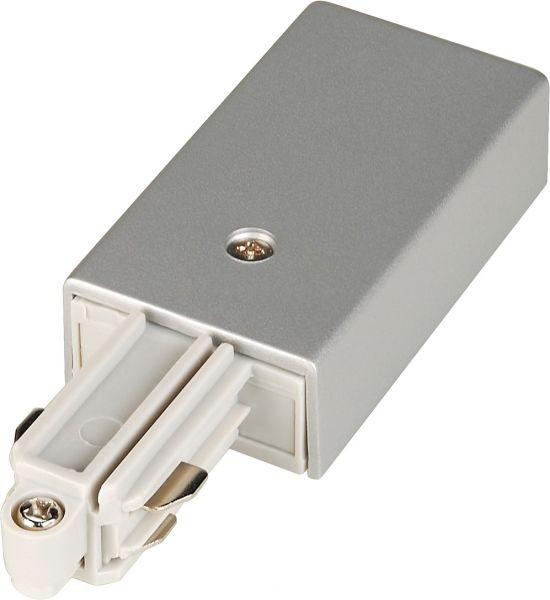 SLV Einspeiser für 1-Phasen HV-Stromschiene, Schutzleiter rechts