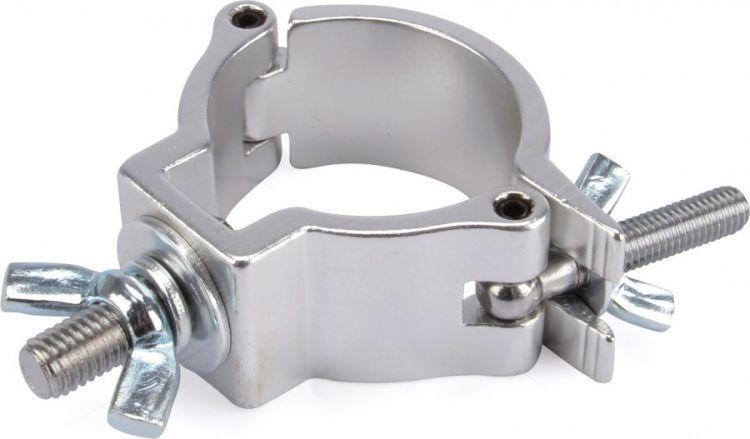 AlphaPlan-Artikel: Riggatec Halbschelle - Halfcoupler klein silber bis 100 kg (48 - 51 mm)