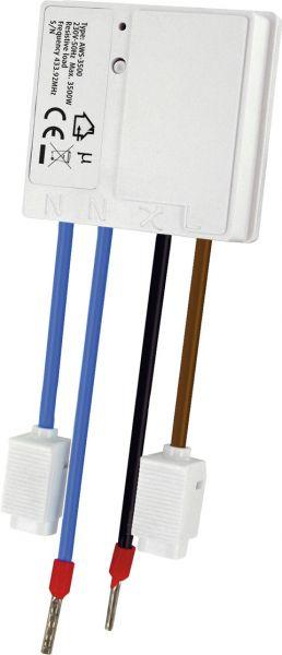 SLV CONTROL Funk Schaltermodul zur Schaltung von Unterputzsteckdosen, max.