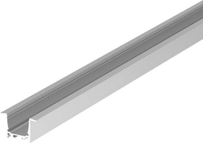 SLV GRAZIA 20, Einbauprofil, LED, 1m, aluminium