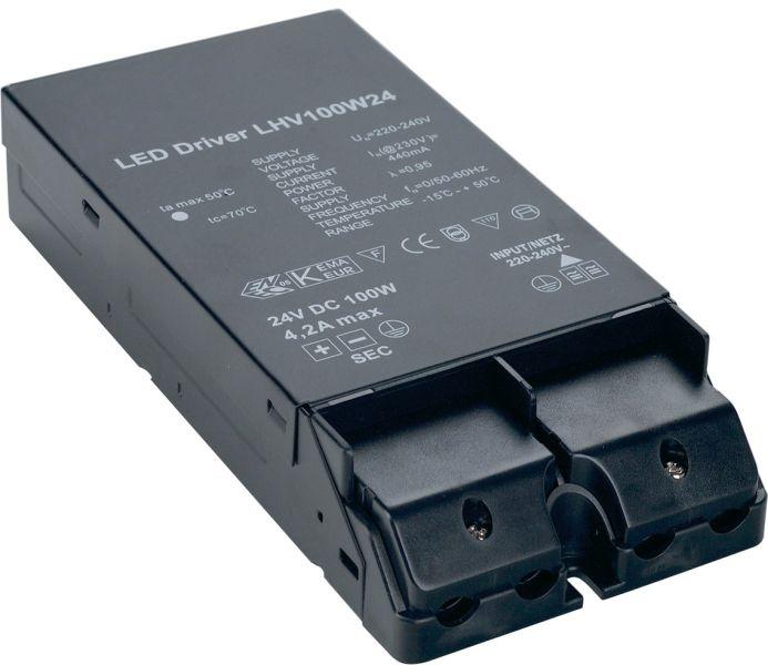 SLV LED-Netzteil, 100W, 24V