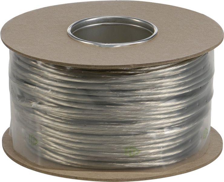 SLV Niedervoltseil, isoliert, 6mm², 100m