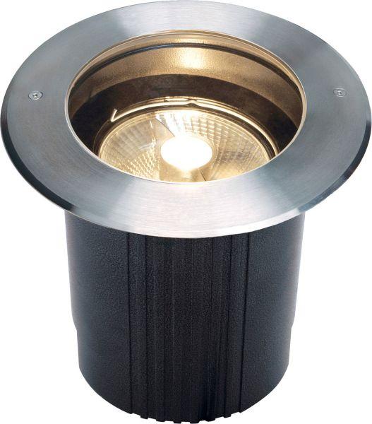 AlphaPlan-Artikel: SLV DASAR 215, ES111 Bodeneinbauleuchte, rund