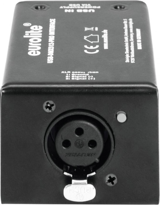 EUROLITE USB-DMX512 TREIBER WINDOWS 7