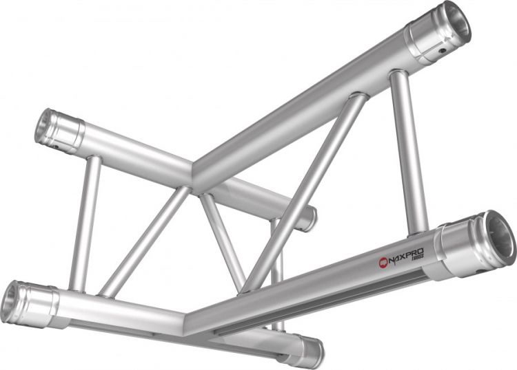 Naxpro-Truss ED 32 C35V 90° 3 Weg T-Stück