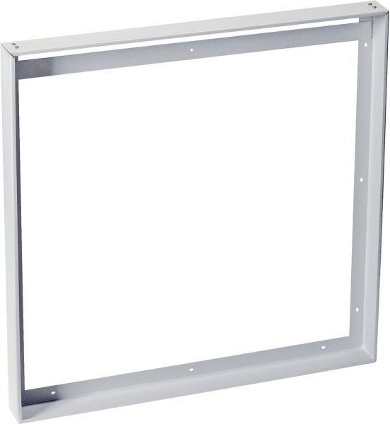 SLV AUFBAURAHMEN für I-VIDUAL LED-Panel, silbergrau, L/B 62,5/62,5 cm