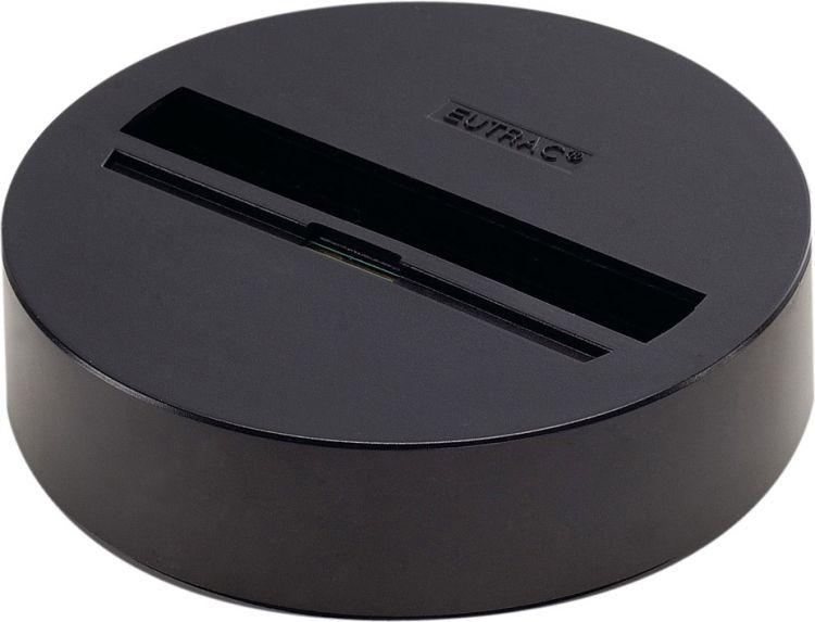 PUNKTAUSLASS für EUTRAC Hochvolt 3Phasen-Aufbauschiene, schwarz
