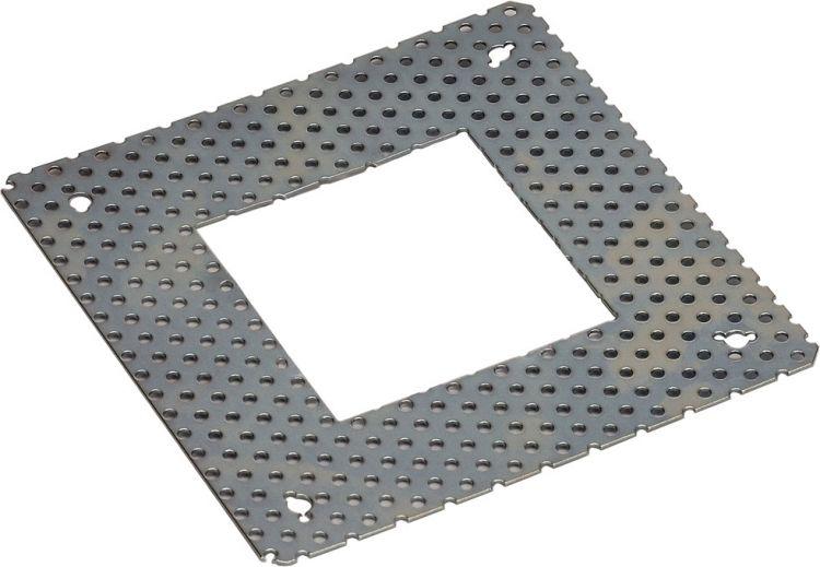 SLV Einbaurahmen für DOWNUNDER PUR eckig, 80x80mm