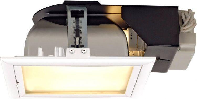 AlphaPlan-Artikel: SLV QUOR 52 EVG Downlight, weiß, für 4-Pin Lampen