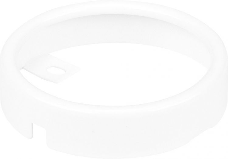 SLV MONTAGERAHMEN für DL 126 Einbauleuchte, rund, weiß