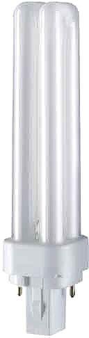 Osram Leuchtstofflampe G24D-1 DULUX D 13W/827