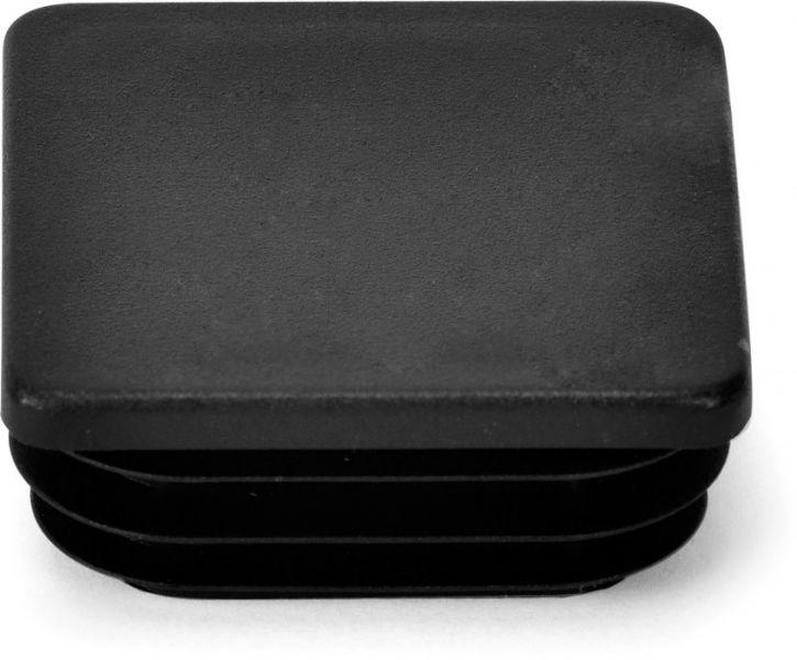 AlphaPlan-Artikel: Bullstage Kunststoffkappe Schwarz für Wechselfuß 60x60 mm