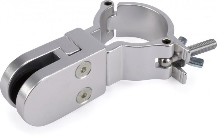 AlphaPlan-Artikel: Riggatec Halbschelle (48-51mm) mit Glasscheibenhalter (10-16mm) bis 20 kg