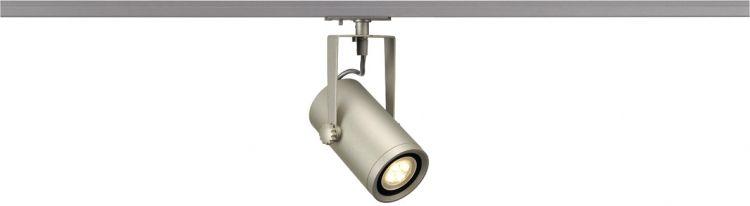 AlphaPlan-Artikel: SLV EURO SPOT INTEGRATED LED, 3000K, 24°, inkl. 1P.-Adapter, silberg