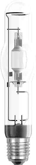 Osram Powerstar-Lampe HQI BT 400 W/D