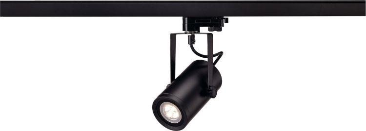 AlphaPlan-Artikel: SLV EURO SPOT INTEGRATED LED, 3000K, 36°, inkl. 3P.-Adapter, schwarz