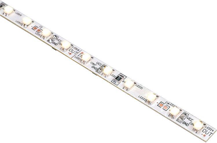 AlphaPlan-Artikel: SLV LED Strips warmweiß, 30,5cm, mit 24 LED, DC 24V
