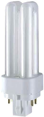 Osram Leuchtstofflampe G24Q-2 DULUX D/E 18W/827